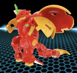 Bakugan Battle Planet Pyrus Hyper Dragonoid Ultra (open ball form).jpeg