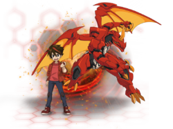 Bakugan Battle Planet Dan Kouzo and Drago.png