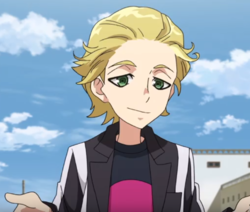Everett Ray in the anime.PNG