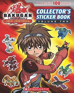 Collector Sticker Book Volume Two cover.jpg